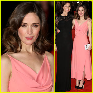 Rose Byrne: 'I Give It A Year' European Premiere!
