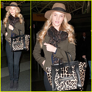 Rosie Huntington-Whiteley: Dream Big, Follow Your Heart!