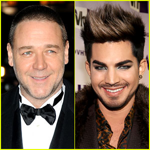 Russell Crowe: I Agree with Adam Lambert's 'Les Mis' Opinion