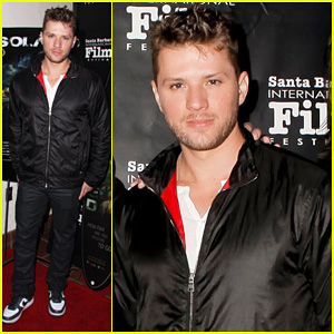 Ryan Phillippe: 'Isolated' Premiere!