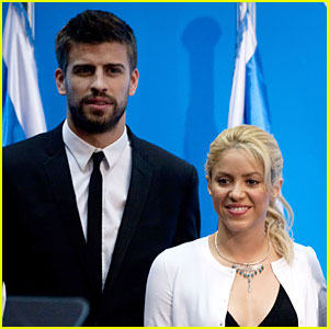 Shakira & Gerard Pique Welcome Baby Boy Milan!