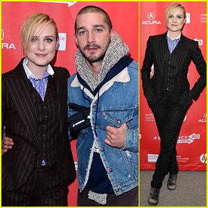 Shia LaBeouf & Evan Rachel Wood: 'Charlie Countryman' Sundance Premiere!