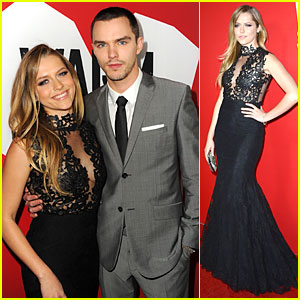 Teresa Palmer & Nicholas Hoult: 'Warm Bodies' Hollywood Premiere!