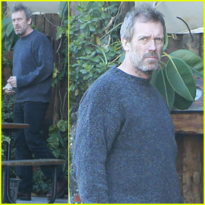 'The Oranges' Director Fought for Hugh Laurie!