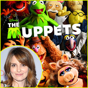 Tina Fey Joining 'The Muppets' Sequel?