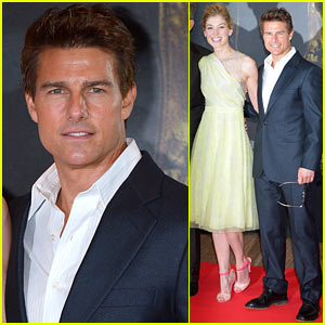 Tom Cruise: 'Jack Reacher' Japan Premiere!