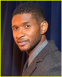 Usher: Ripped Pants at Inaugural Ball!
