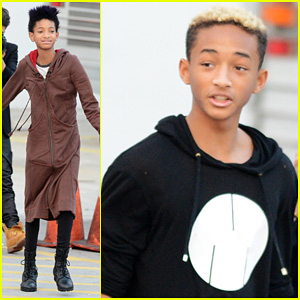 Willow & Jaden Smith: 'Believe' Tour in Miami!