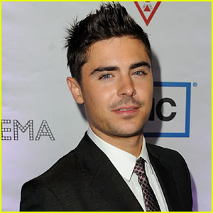 Zac Efron: 'The Falling' Star!