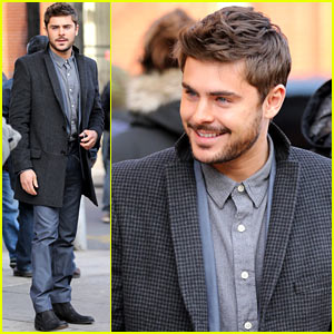 Zac Efron: Bid on a Lunch Date for Charity!