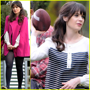 Zooey Deschanel: New HelloGiggles is Up & Running!