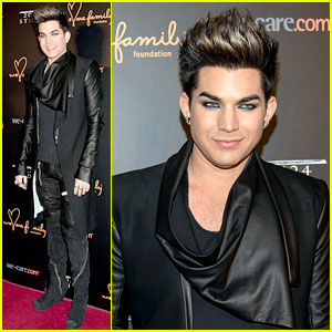 Adam Lambert: We Are Family Foundation Gala!