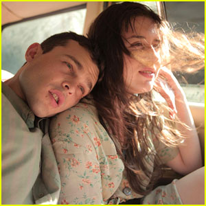 Alden Ehrenreich & Zoe Worth: 'Running Wild' First Look!