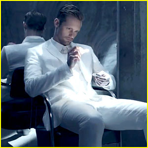 Alexander Skarsgard: Calvin Klein 'Provocations' Short Film