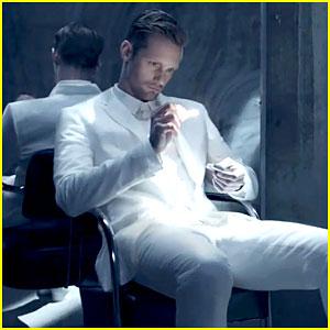 Alexander Skarsgard: Calvin Klein 'Provocations' Short Film
