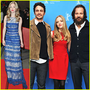 Amanda Seyfried & James Franco: 'Lovelace' Berlin Premiere!