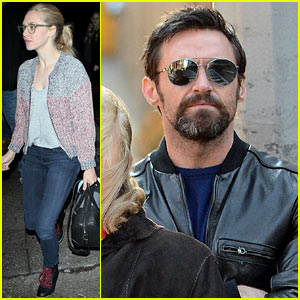 Amanda Seyfried & Hugh Jackman: 'Les Miserables' Performing at the Oscars!
