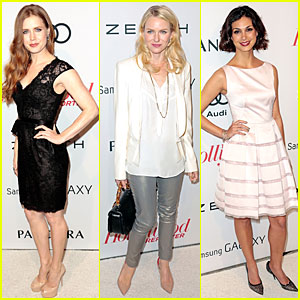 Amy Adams & Naomi Watts - 'THR' Nominees' Night 2013