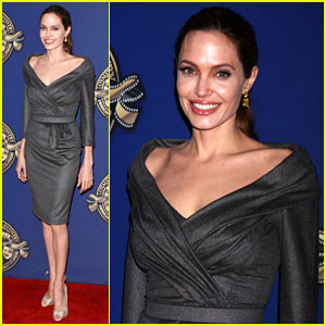 Angelina Jolie: American Society of Cinematographers Awards!