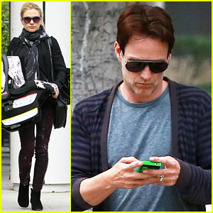 Anna Paquin & Stephen Moyer: Baby Check Up!