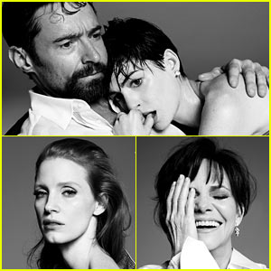 Anne Hathaway & Jessica Chastain: Time's Great Performances Feature!