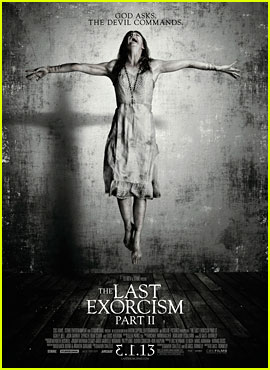 Ashley Bell: New 'Last Exorcism Part II' Poster (Exclusive)