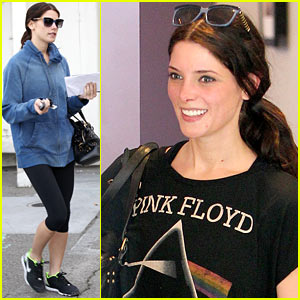 Ashley Greene: 'Back to Reality'!