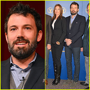 Ben Affleck: DGA Awards President's Breakfast!