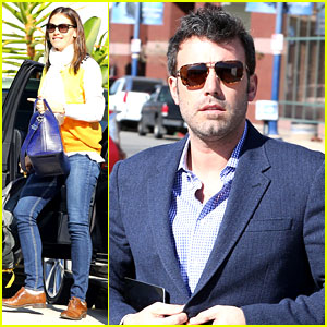 Ben Affleck Shaves Beard Post-Oscar Win - First Pictures!