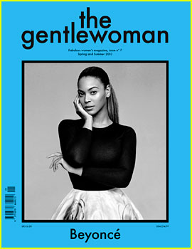 Beyonce Covers 'The Gentlewoman' S/S 2013