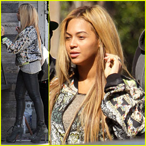 Beyonce & Jay-Z: Gjelina Lunch with Solange Knowles!