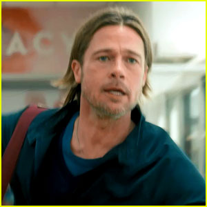 Brad Pitt: 'World War Z' Super Bowl Teaser Trailer! (Video)