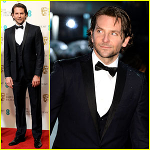 Bradley Cooper - BAFTAs 2013 Red Carpet