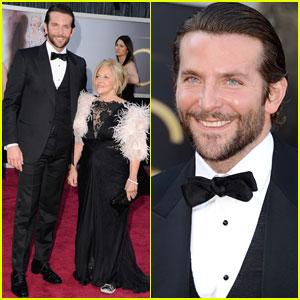Bradley Cooper - Oscars 2013 Red Carpet