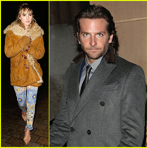 Bradley Cooper &#038; Suki Waterhouse: Elle Style Awards Departure!