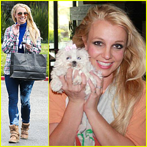 Britney Spears: Say Good Morning to My New Baby!