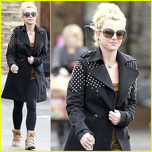 Britney Spears: Valentine's Day Date's Name Revealed!