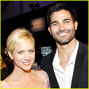 Brittany Snow & Tyler Hoechlin: New Couple Alert?