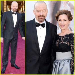 Bryan Cranston - Oscars 2013 Red Carpet