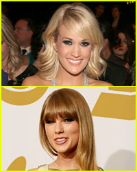 Carrie Underwood & Taylor Swift: Not Feuding!