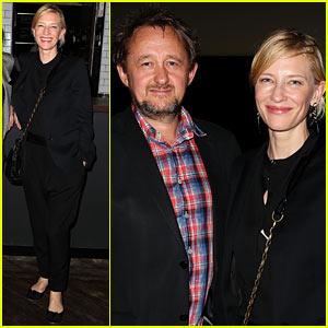 Cate Blanchett: 'Mrs. Warren's Profession' Opening Night!