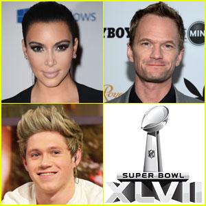 Celebrities Tweet 2013 Super Bowl: Ravens Or 49ers?
