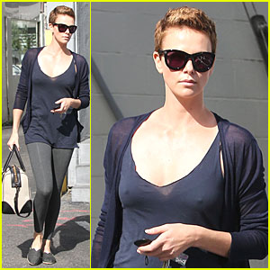 Charlize Theron: 'Hatfields & McCoys' Gets Pilot Director!