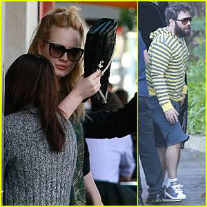 Adele & Chris Brown Clear Up Grammys Feud Rumors