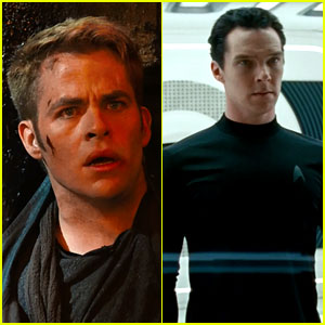 Chris Pine: 'Star Trek Into Darkness' Super Bowl Commercial!