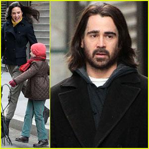 Colin Farrell: 'Dead Man Down' TV Spot!