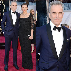 Daniel Day-Lewis - Oscars 2013 Red Carpet