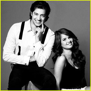 Debby Ryan & Chris Galya Photo Shoot - JJ Exclusive!