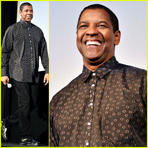 Denzel Washington: 'I Don't Want Movie Star Friends'