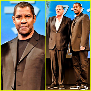 Denzel Washington: Most Popular Nominee at Oscars 2013!
